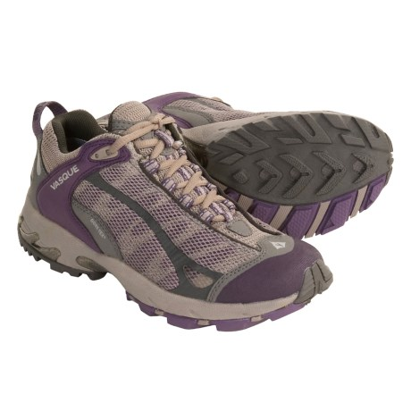 Vasque Velocity VST Gore-Tex® Trail Running Shoes - Waterproof (For Women)