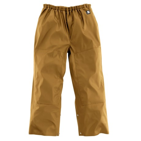 Carhartt WorkFlex® Waterproof Pants (For Tall Men)