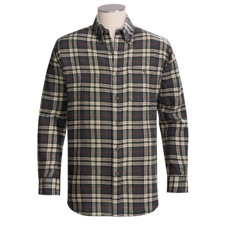 Canyon Guide Yellowstone Flannel Shirt - Yarn Dye, Long Sleeve (For Men)