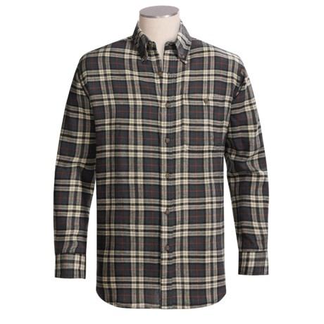 Canyon Guide Yellowstone Flannel Shirt - Yarn Dye, Long Sleeve (For Men)