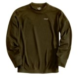Carhartt Work-Dry® Thermal Base Layer Top - Midweight, Long Sleeve (For Tall Men)