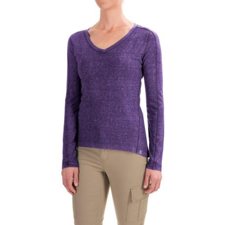 Gramicci Delia Shirt - Hemp-Organic Cotton, Long Sleeve (For Women)