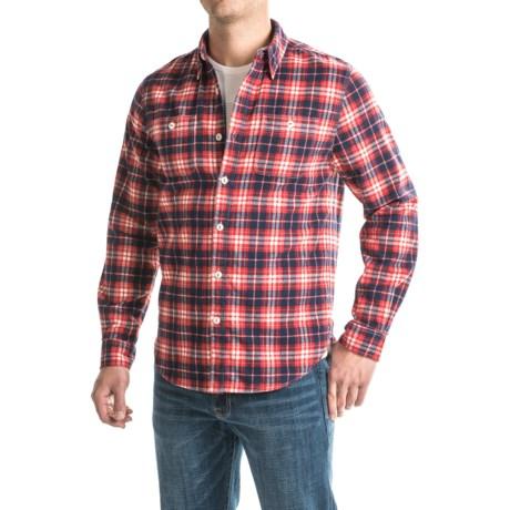 True Grit Plaid Shirt - Long Sleeve (For Men)