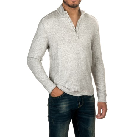 True Grit Royal Henley Shirt - Long Sleeve (For Men)