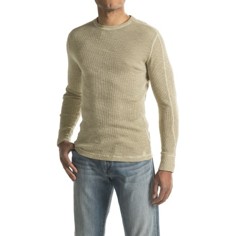 True Grit Waffle-Knit Thermal Shirt - Long Sleeve (For Men)