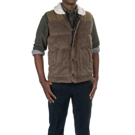 True Grit Pebble Pile Vest - Insulated (For Men)