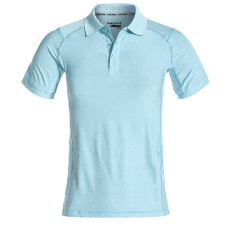 Head Gotham Polo Shirt - Slim Fit, Short Sleeve (For Big Boys)