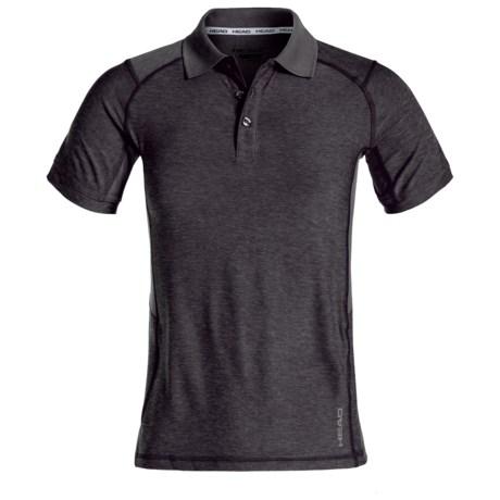 Head Gotham Polo Shirt - Slim Fit, Short Sleeve (For Big Boys)
