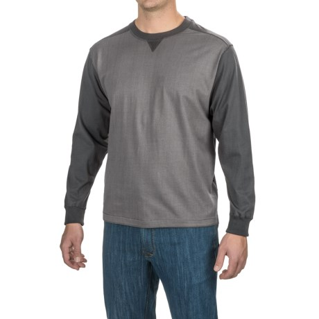 Stanley Jersey-Knit Shirt - Long Sleeve (For Men)