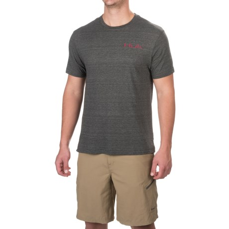 Huk KC Scott Steelhead T-Shirt - Short Sleeve (For Men and Big Men)