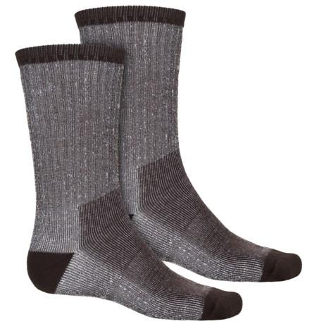 Timberland Hiking Socks - 2-Pack, Crew (For Men)
