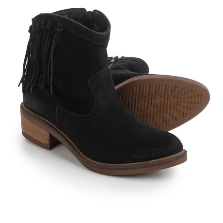 Eric Michael Madera Boots - Suede (For Women)