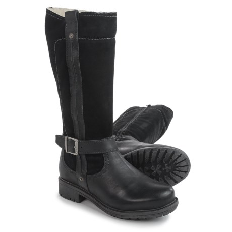 Eric Michael Zurich Tall Boots - Waterproof, Leather (For Women)