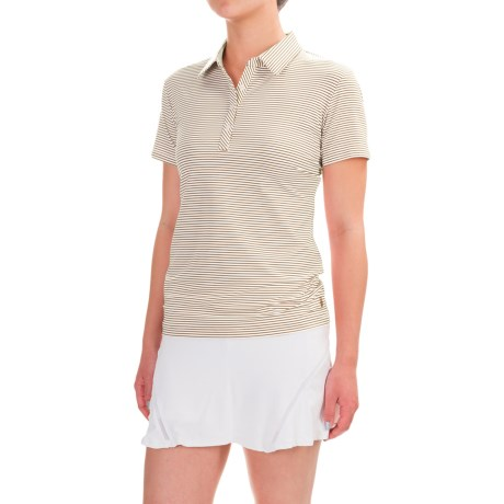 Sport Haley Zella Polo Shirt - UPF 30, Short Sleeve (For Women)