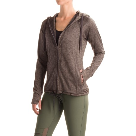 Freedom Trail Space-Dyed Jacket - Full Zip (For Women)