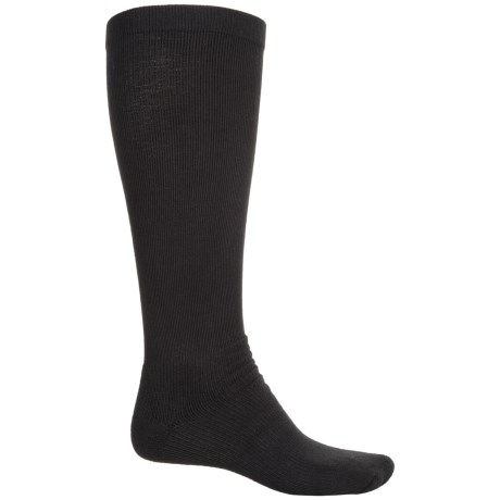 Dr. Scholl's CoolMax® Firm-Support Compression Socks - Over the Calf (For Men)