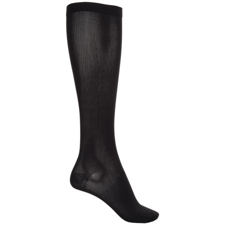Dr. Scholl's Moderate-Support Compression Socks - Over the Calf (For Women)