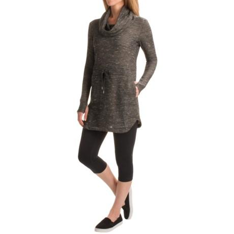 Freedom Trail Kyodan  Tie-Waist Sweater Dress - Long Sleeve (For Women)