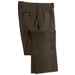 Corbin Easy Traveler Pants - Flat Front (For Men)