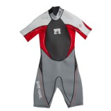Body Glove Arc Wetsuit - 2/1mm, Short Sleeve (For Youth)