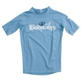 Body Glove Basic Rash Guard - Short Sleeve (For Toddler, Kids and Youth)