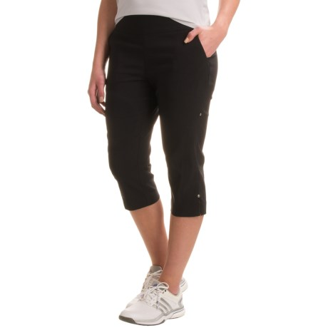 Bette & Court Smooth-Fit Golf Capris (For Women)