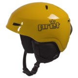Pret Kid Lid Ski Helmet (For Kids)