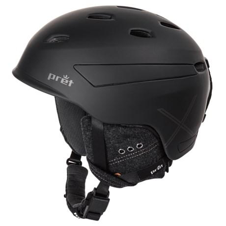 Pret Effect X Ski Helmet