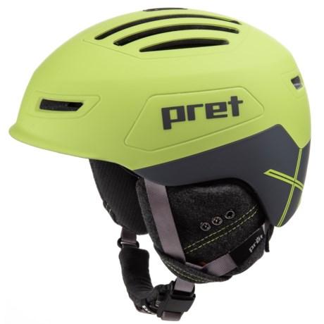 Pret Cirque X Ski Helmet