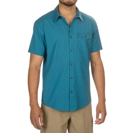 Howler Brothers San Gabriel Shirt - Short Sleeve (For Men)