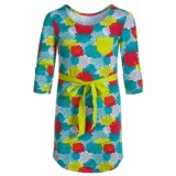 Soybu Gracie by  Joanie Dress - Scoop Neck, 3/4 Sleeve (For Little and Big Girls)