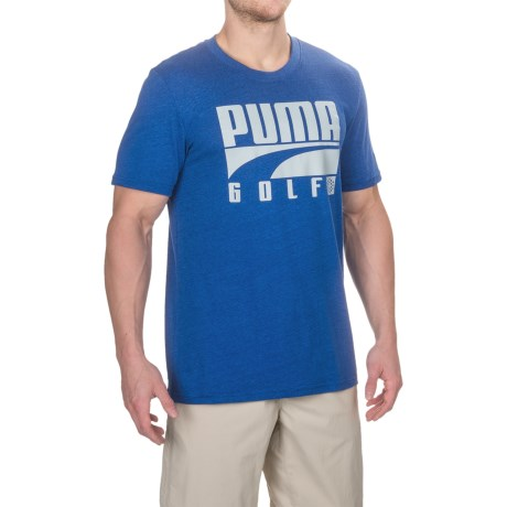 Puma Golf Formstripe T-Shirt - Short Sleeve (For Men)
