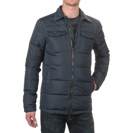 Rossignol Gravity Down Shirt Jacket - 750 Fill Power (For Men)