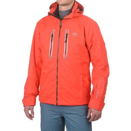 Rossignol Lightning Plain Ski Jacket - Waterproof, Insulated (For Men)
