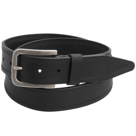 Lejon Oil-Tanned Harness Leather Belt (For Men)