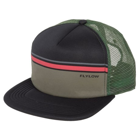 Flylow Cream Soda Trucker Hat (For Men)