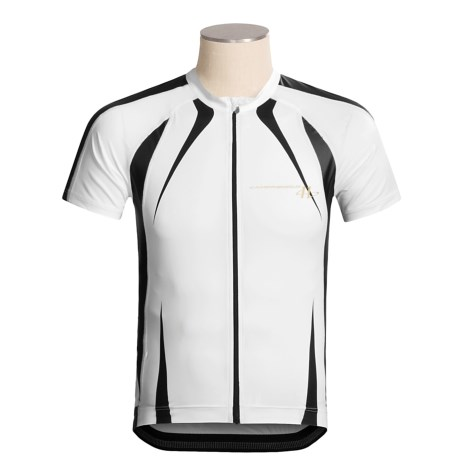 Campagnolo 11 Speed Cycling Jersey - Full Zip, Short Sleeve (For Men)