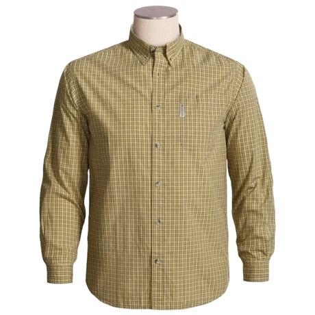 Columbia Sportswear Wagner Creek Check Shirt - Long Sleeve (For Men)