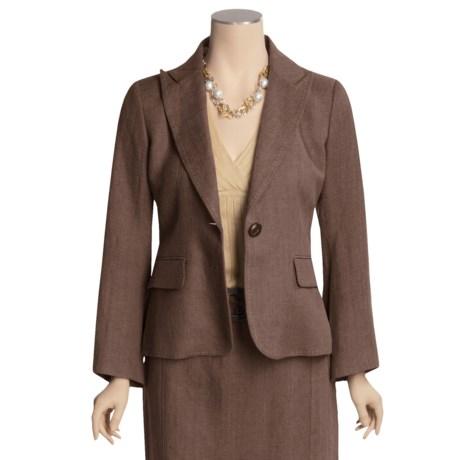 Austin Reed Linen Jacket - Petite (For Women)