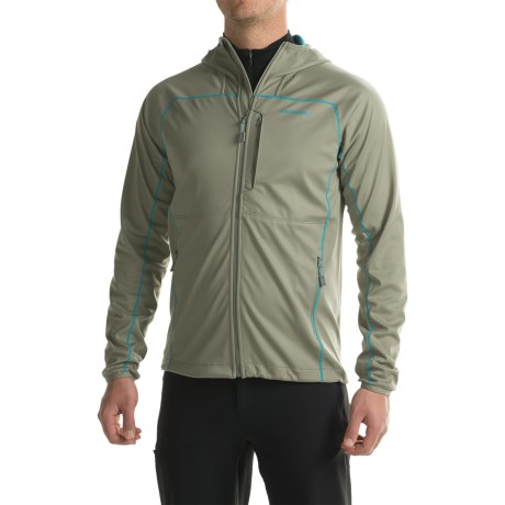 Merrell Conservation Soft Shell Jacket - Hooded (For Men)