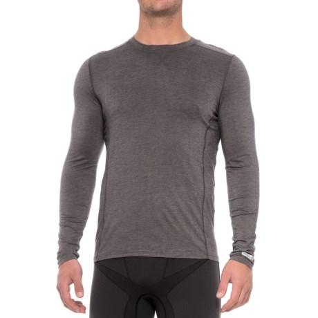 Terramar Ascendor Crew Neck 1.0 ClimaSense® Base Layer Top - UPF 25+, Long Sleeve (For Men)
