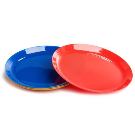 GSI Outdoors GSI Gourmet Plate Set - 4-Piece