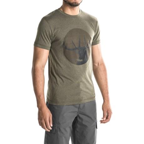 Sitka Bugle T-Shirt - Short Sleeve (For Men and Big Men)