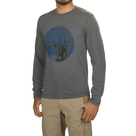 Sitka Bugle T-Shirt - Long Sleeve (For Men and Big Men)