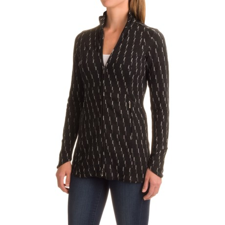 Ibex Juliet Tunic Shirt - Merino Wool, Long Sleeve (For Women)
