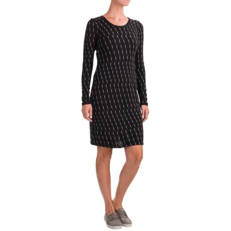 Ibex Juliet Annis Dress - Merino Wool, Long Sleeve (For Women)