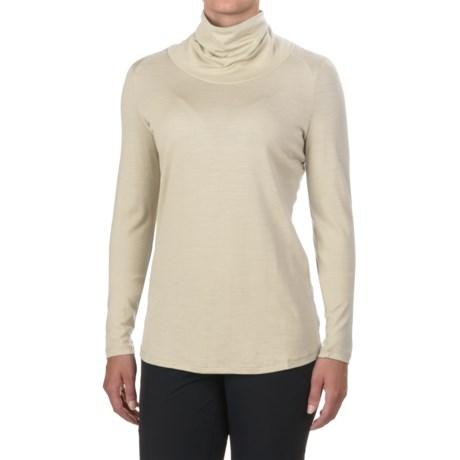 Ibex Seventeen.5 Turtleneck - Merino Wool, Long Sleeve (For Women)