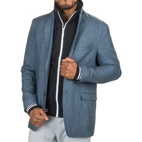 James Campbell Linen Delave Sport Coat (For Men)