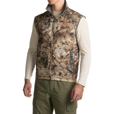 Sitka Kelvin Lite Vest - Insulated (For Men)