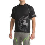 Continental Conti Enduro Cycling Jersey - Short Sleeve (For Men)